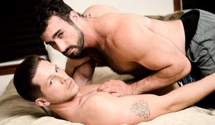 Brother in law's Roman Todd and Jaxton Wheeler sneak away from their wives for a duo days