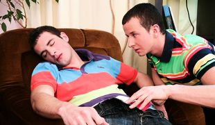 Gay Frathouse #02, Scene #03