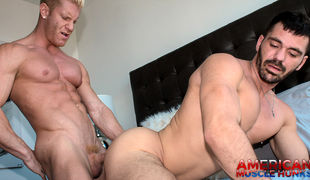 Brogan Reed and Johnny V team up this week for a flip-fuck fantasy