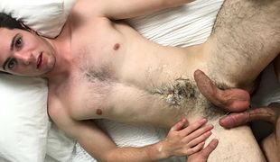 Palmer Black & Scotty Knox BAREBACK in Ashville