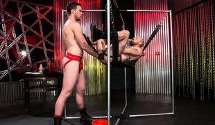 Ass of Steel, Scene #02