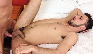 Gavin Tyler & Aiden Woods BAREBACK in Little Rock