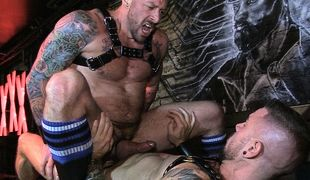 MANHOLE: Hugh Hunter & Dolf Dietrich