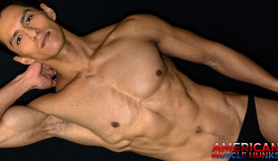 This week we add to the roster sexy hunk Rico Fuerte