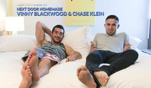 NextDoor Homemade: Vinny Blackwood & Track Klein