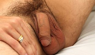 """Young London lad Benjamin Ryan is cute, sexy and has a 7"""" cock that really pumps out a load!"""