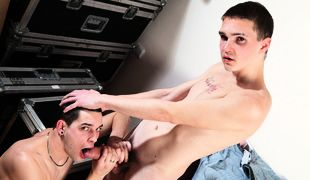 Huge Monster Dick, Scene 01