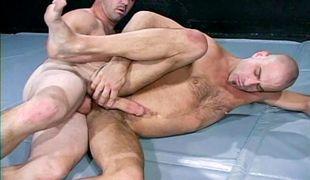 Wrestling Hunks 03, Scene 05