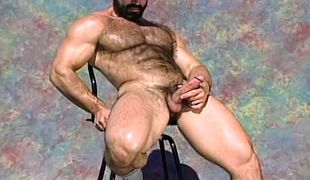 HAIRY CHESTED MEN - COLT Minute Man Solo Series, Scene #04