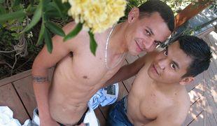 Gilbert Flores & Ceaser Alvarado