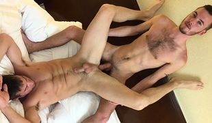 Colton Rivers & Oz Benjamin BAREBACK in Jacksonville